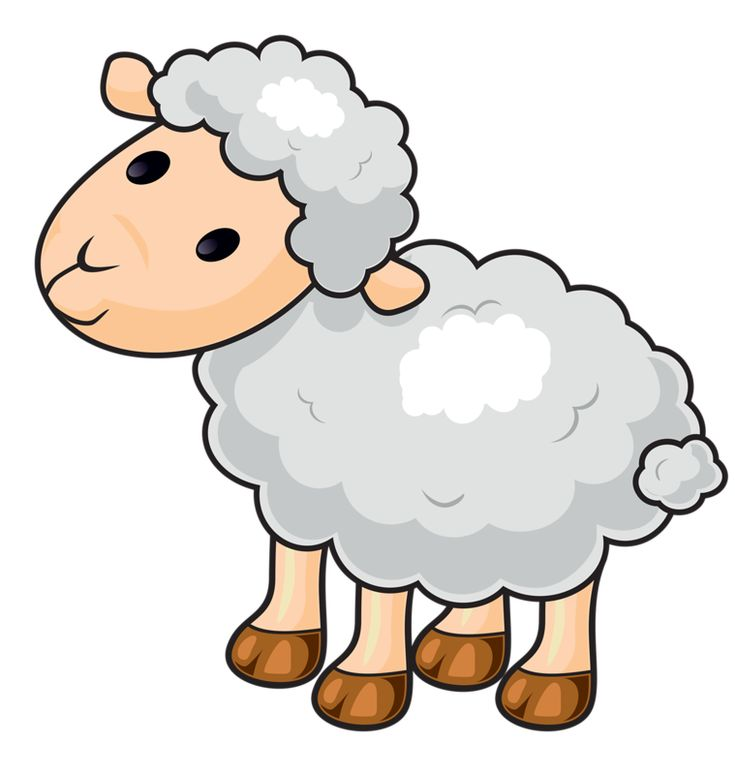 Free Clipart Sheep.