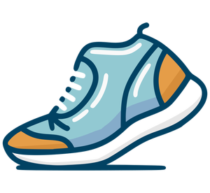 135 shoe free clipart.