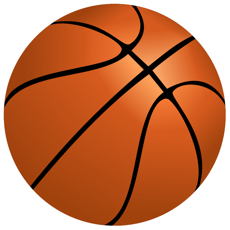 Basketball clipart free sports images org.