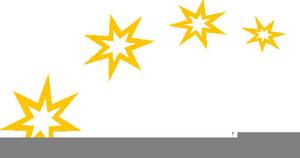 Shining Star Clipart Free.
