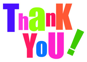 Free Thank You Clipart Pictures.