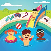 Freibad clipart 1 » Clipart Station.