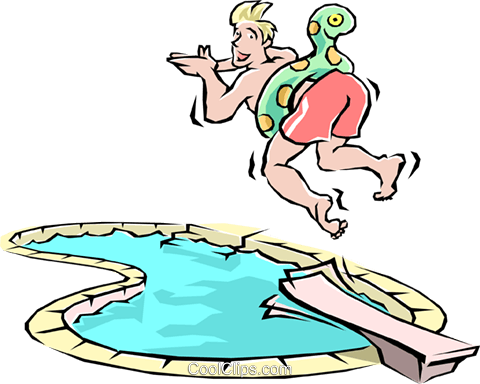 Clipart schwimmbad 3 » Clipart Station.