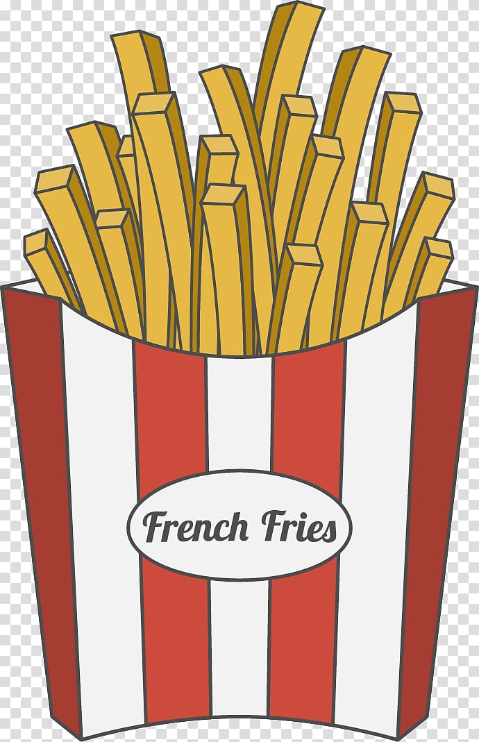 French fries Fast food French cuisine , fries transparent.