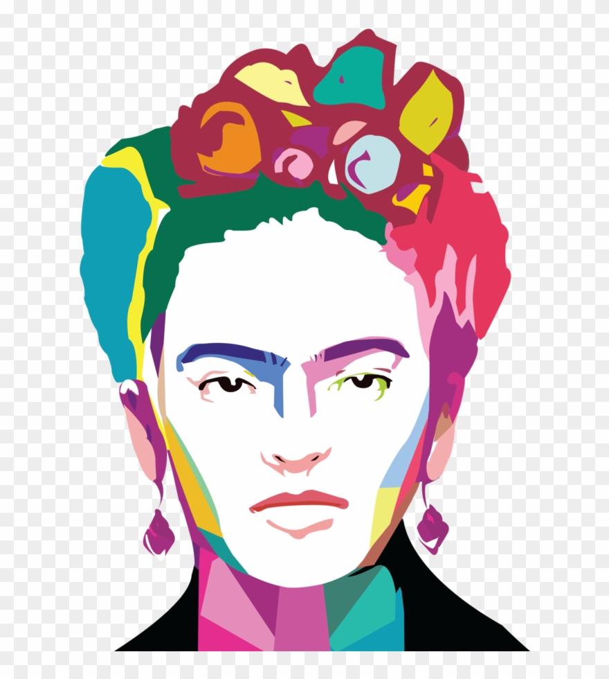 Frida Kahlo By Arrioja.