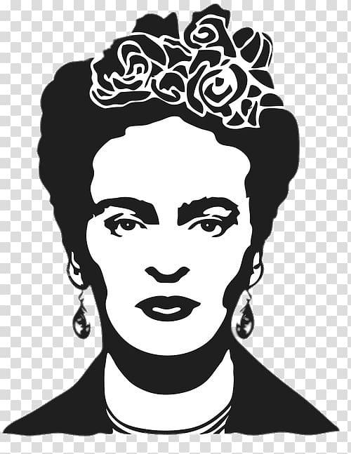 Princess decor, Diego Rivera Frida Kahlo: Mexican Painter Stencil.