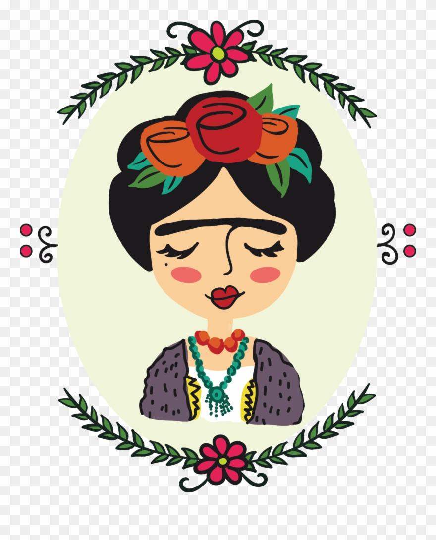 Frida Kahlo Illustration On Behance.