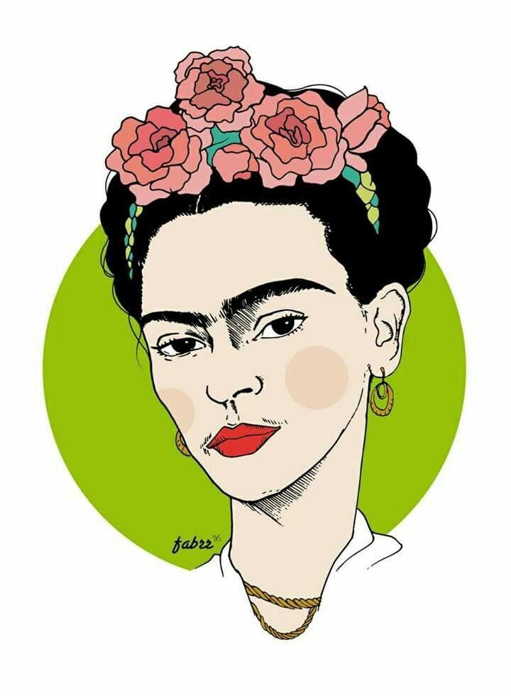 Frida kahlo clipart » Clipart Station.