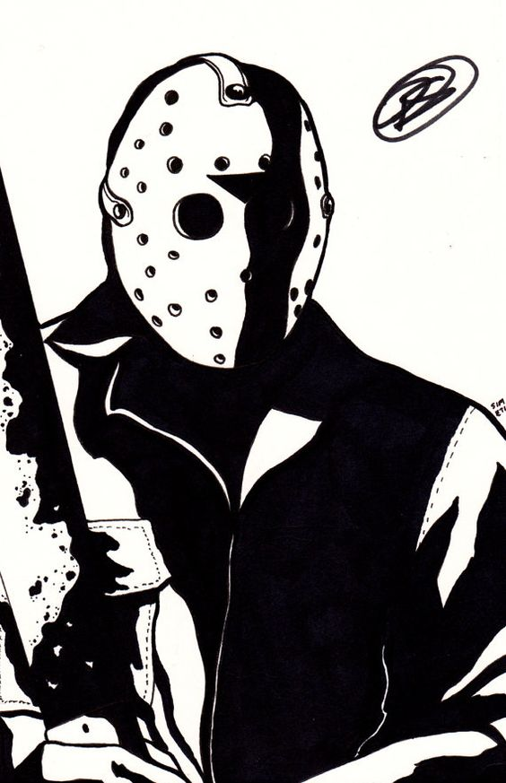 96+ Friday The 13th Clip Art.