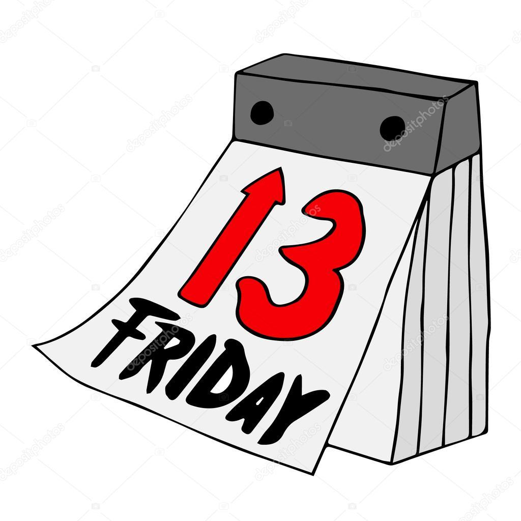 Friday Calendar Clipart & Free Clip Art Images #27244.