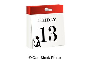 Friday 13th Stock Illustrations. 158 Friday 13th clip art images and.