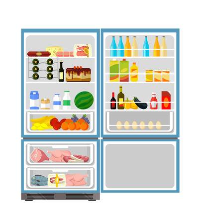 27,223 Refrigerator Cliparts, Stock Vector And Royalty Free.