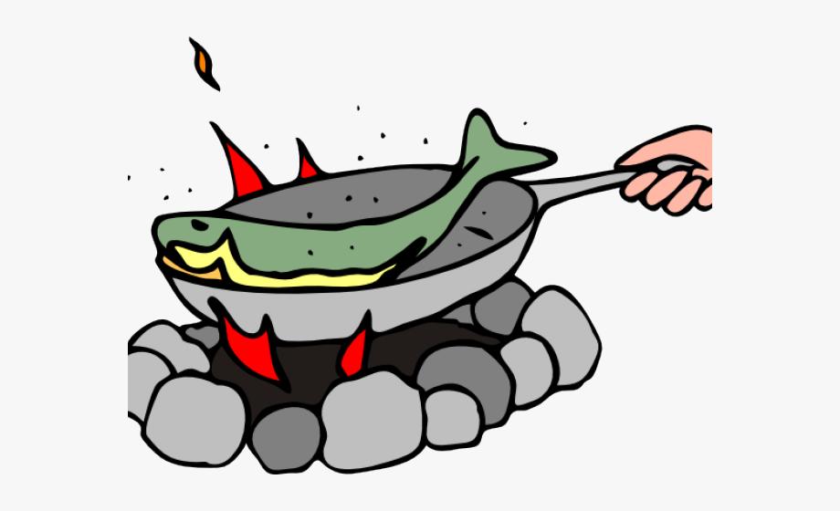 Frying Pan Clipart Cartoon.