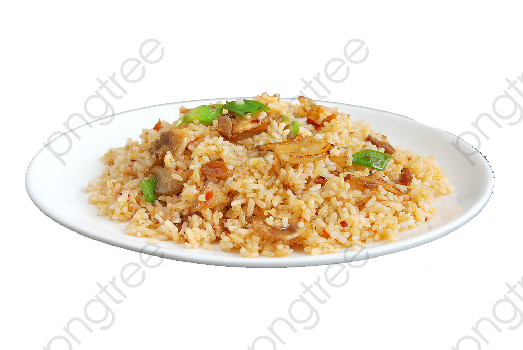 Yangzhou Fried Rice, Rice Clipart, Fried Rice, Food PNG Transparent.