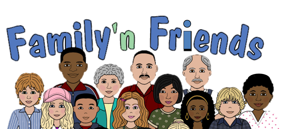 Friends and family clipart 3 » Clipart Portal.