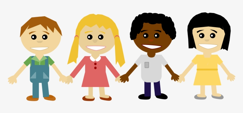 Two Friends Holding Hands Clipart Clipart Panda Free.
