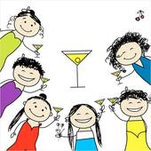 Friends laughing Clip Art and Illustration. 2,248 friends laughing.