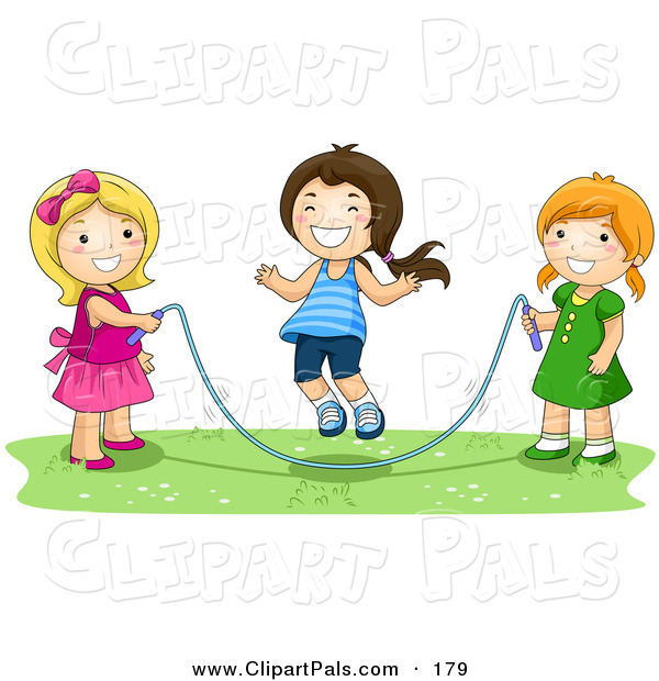 Playing with friends clipart 6 » Clipart Station.