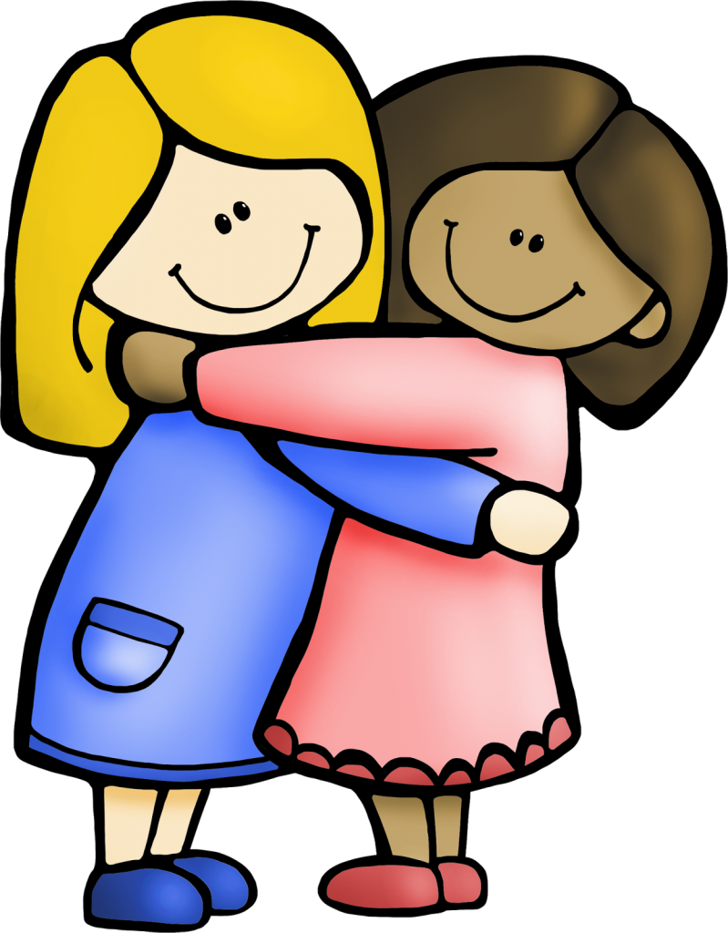 HD Pictures Of Best Friends Clipart.