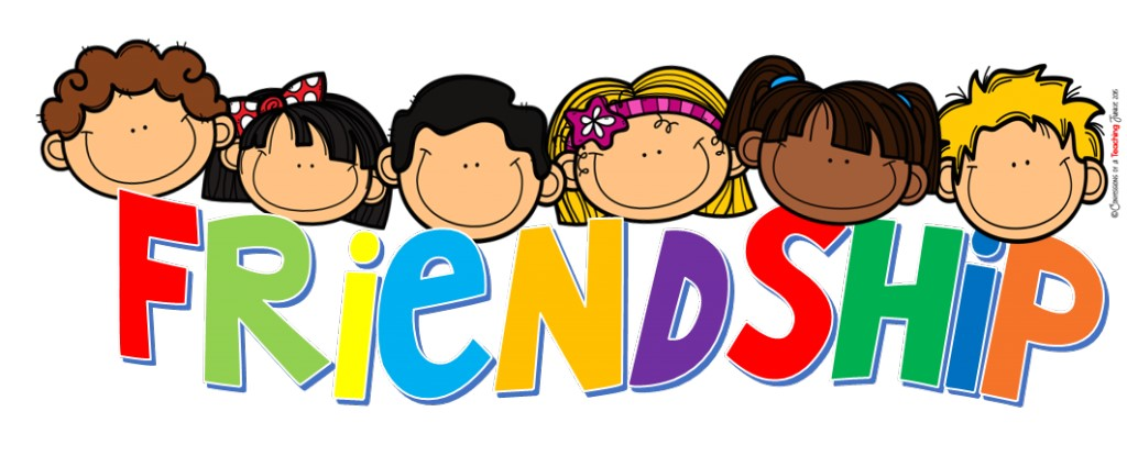 Clipart friendship 4 » Clipart Station.