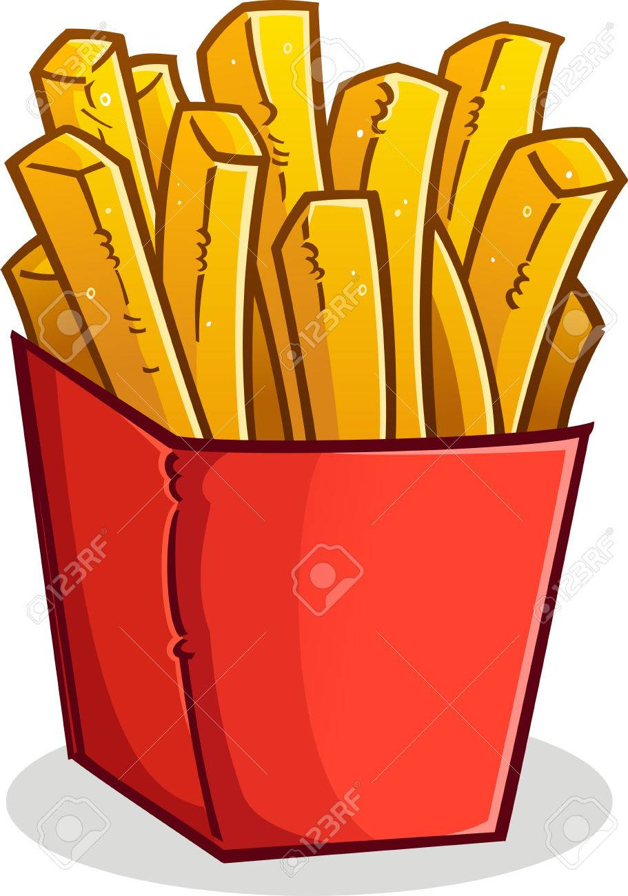 Clipart fries 4 » Clipart Station.