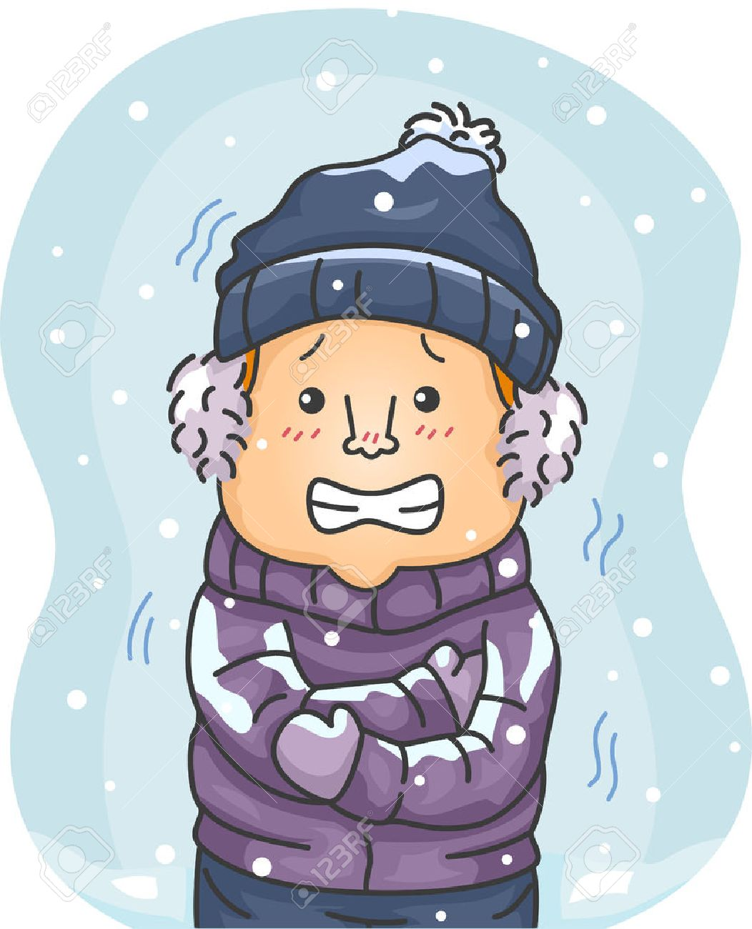 Hace frio clipart 6 » Clipart Station.