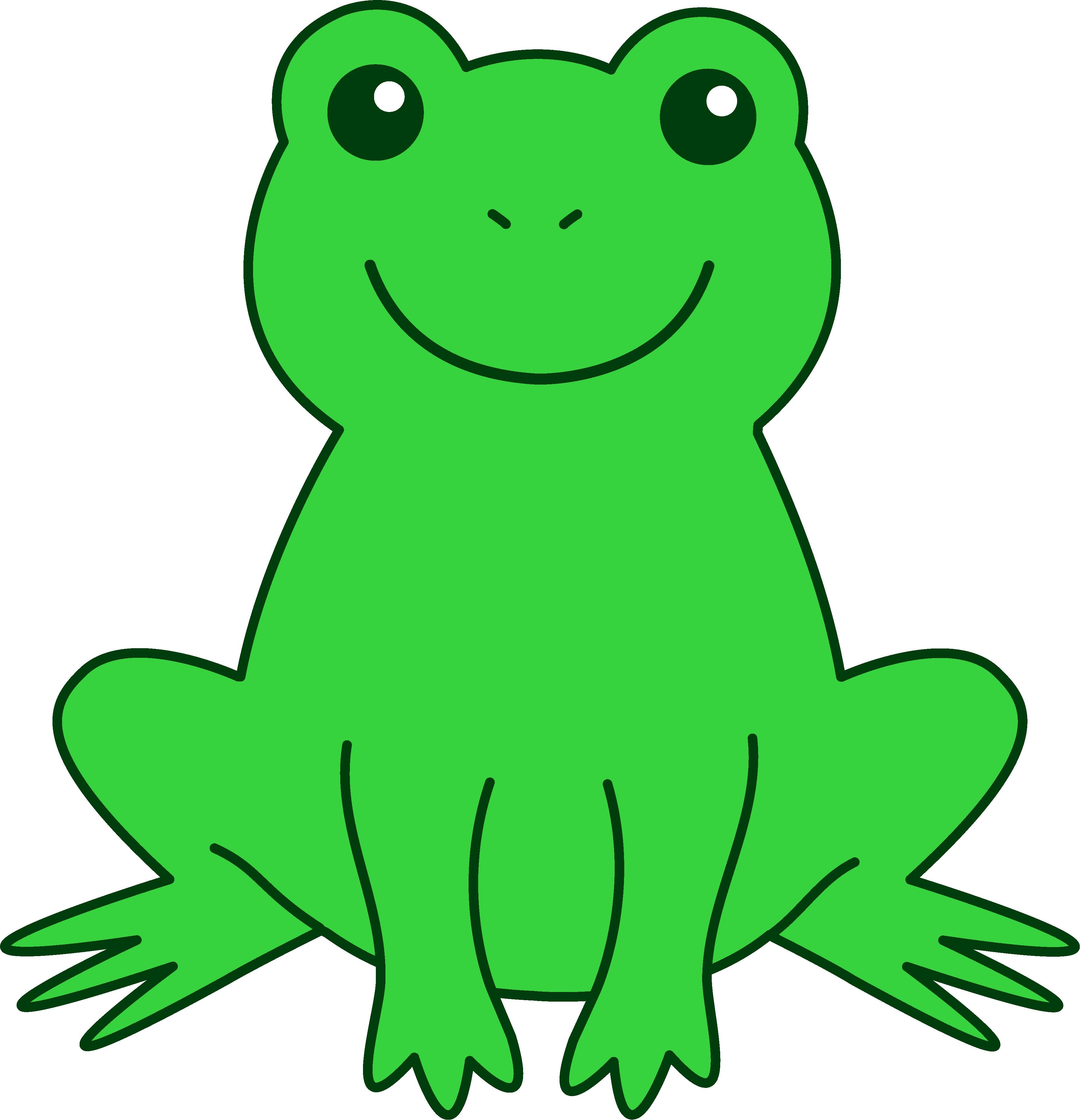 Frog clip art green clipart 0 png.