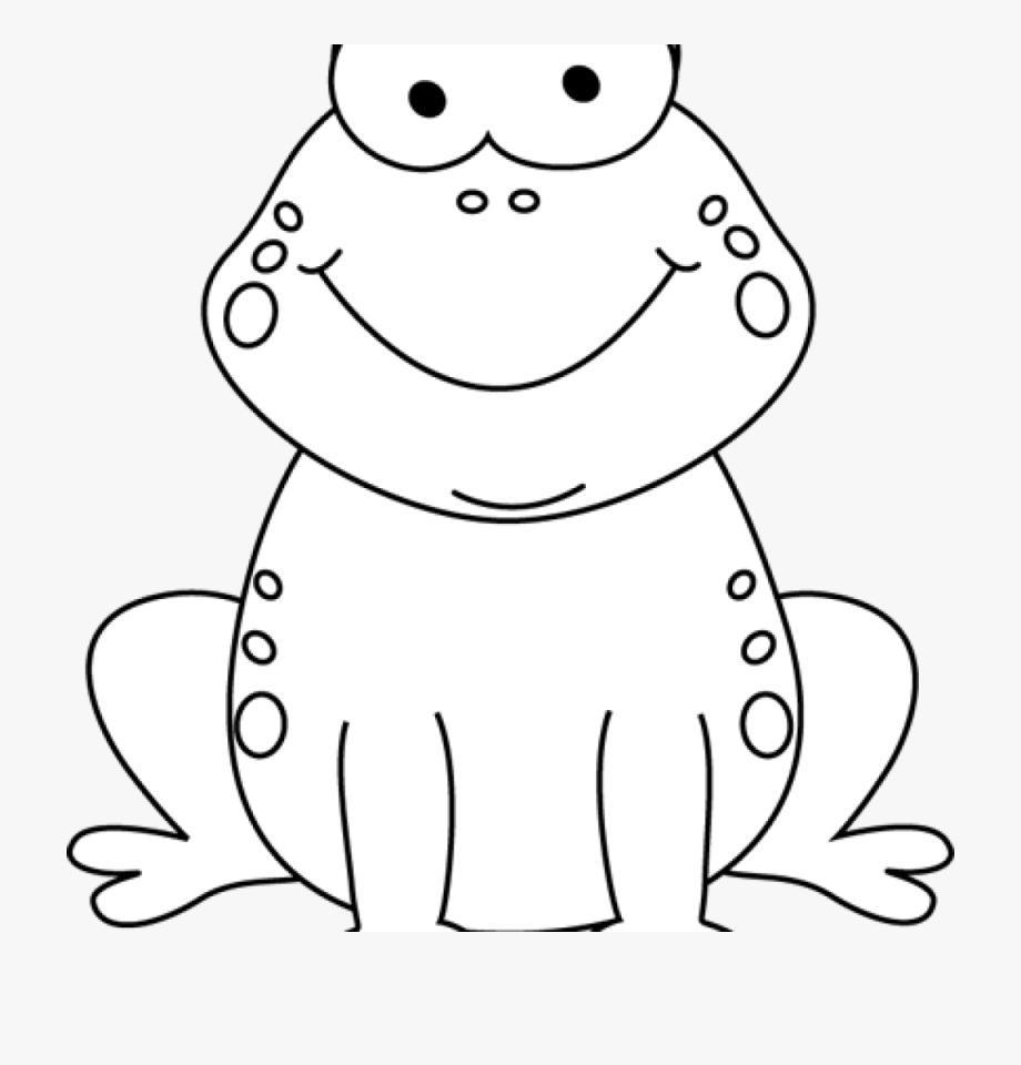 Classroom Clipart Frog.