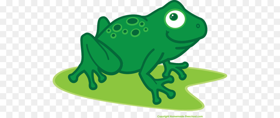Download frog on lily pad clipart Frog Clip art.