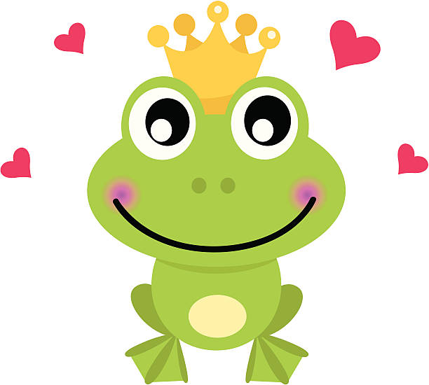 Best Frog Prince Illustrations, Royalty.