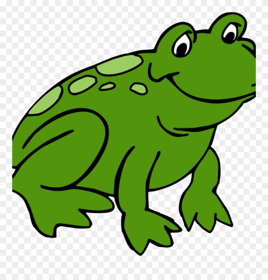 Clipart Frog 2.