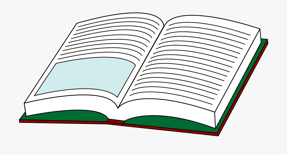 Free Text Books Clipart.