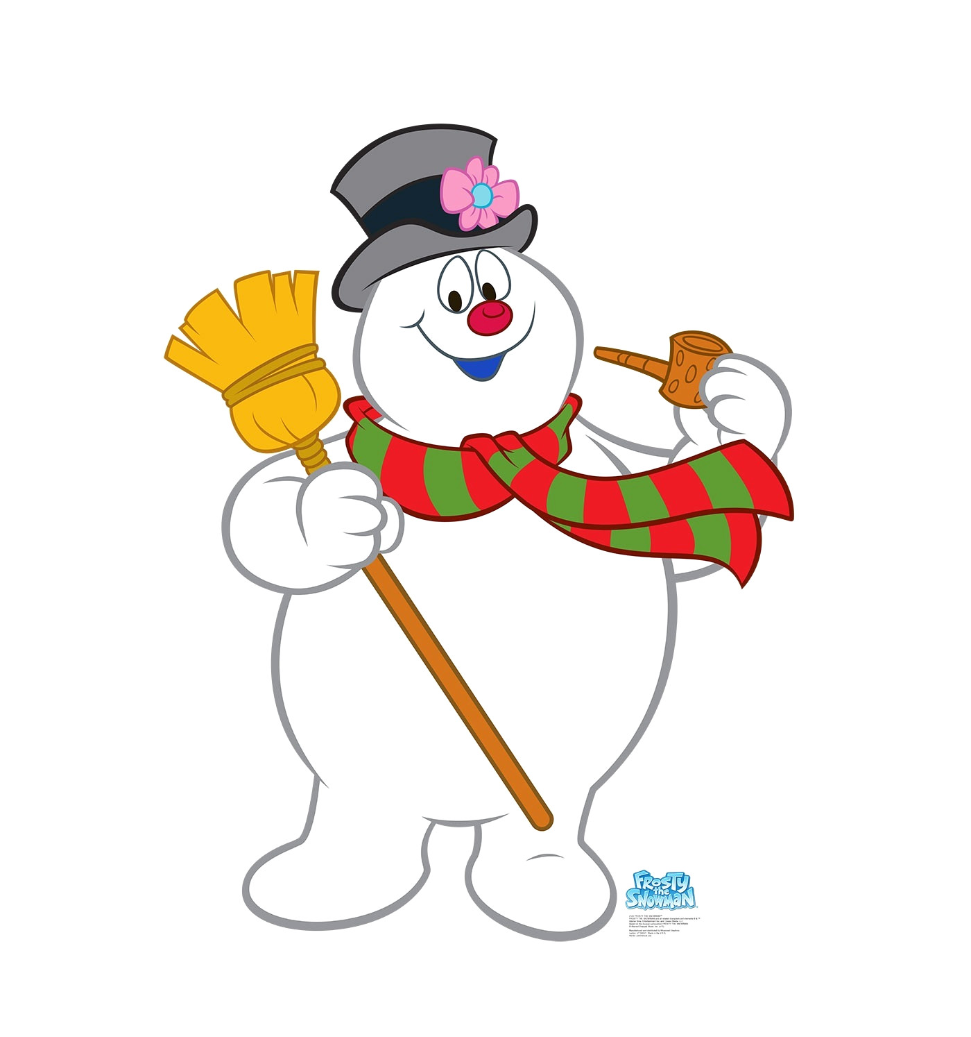 Frosty the snowman clipart 3 » Clipart Station.