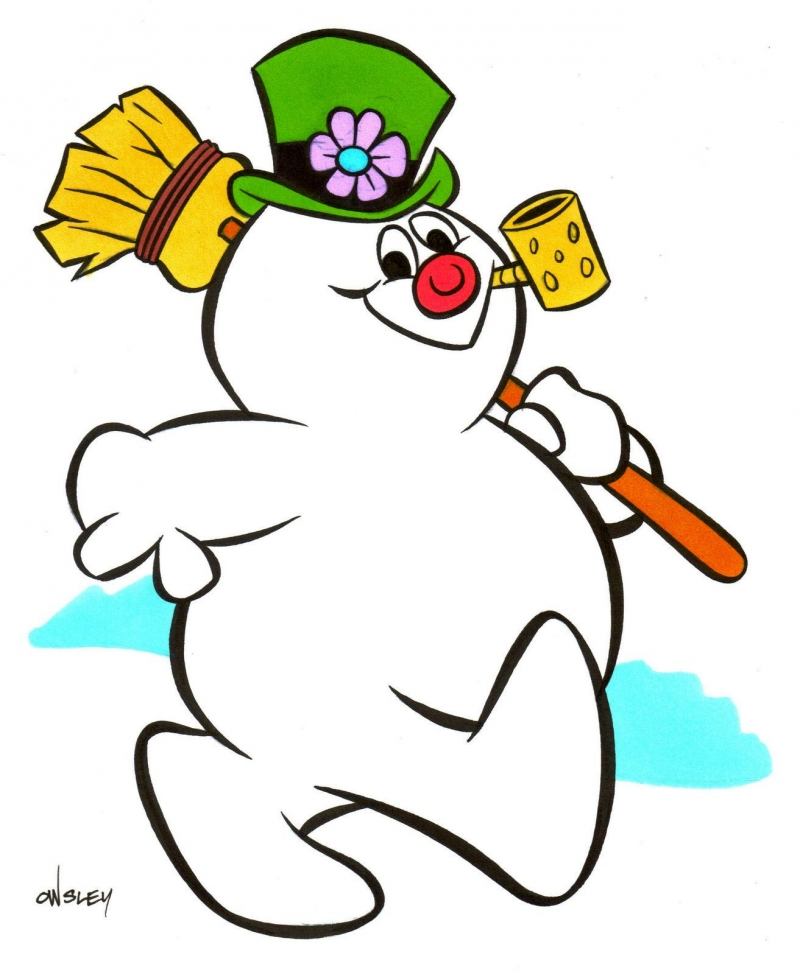 Free Frosty The Snowman Clipart, Download Free Clip Art, Free Clip.