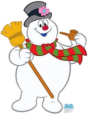 Frosty The Snowman.
