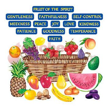 Fruits Of The Spirit.