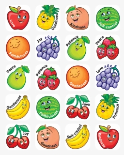 Free Fruit Of The Spirit Clip Art with No Background.