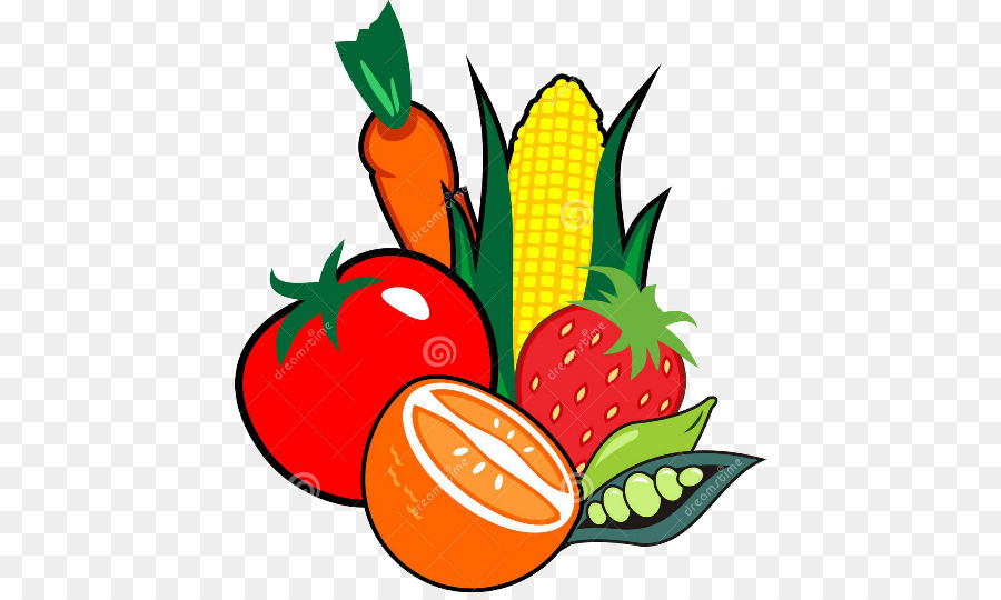 Clipart Pictures Of Fruits And Vegetables.