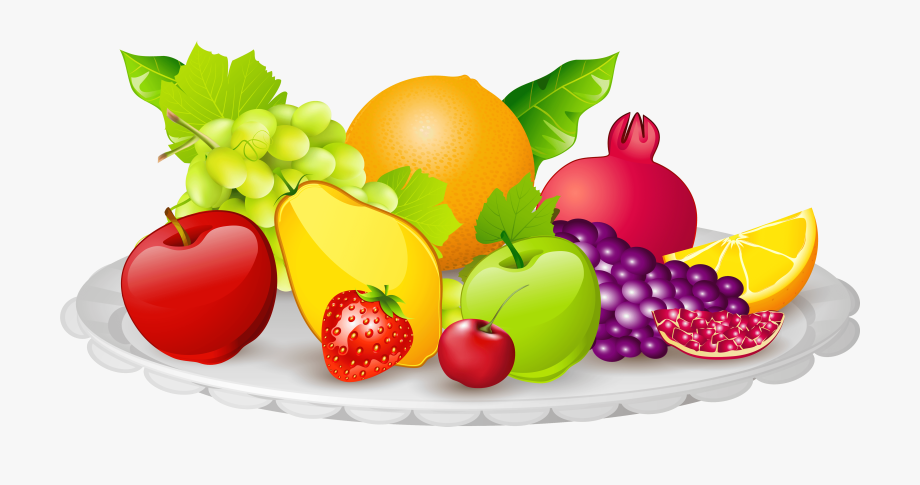 Plate Of Food Png.