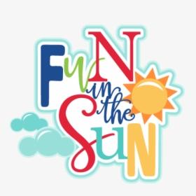 Transparent Fun In The Sun Clipart.