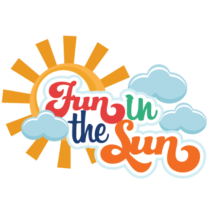 15 Fun in the sun clipart for free download on Premium art.