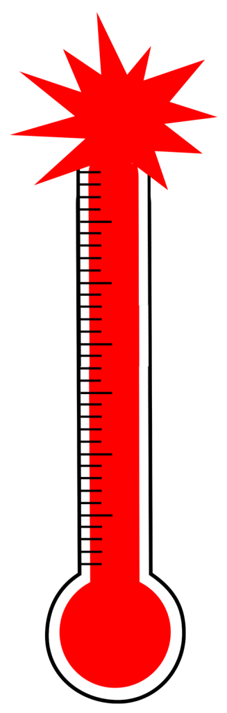 Fundraiser clipart fundraising thermometer, Fundraiser.