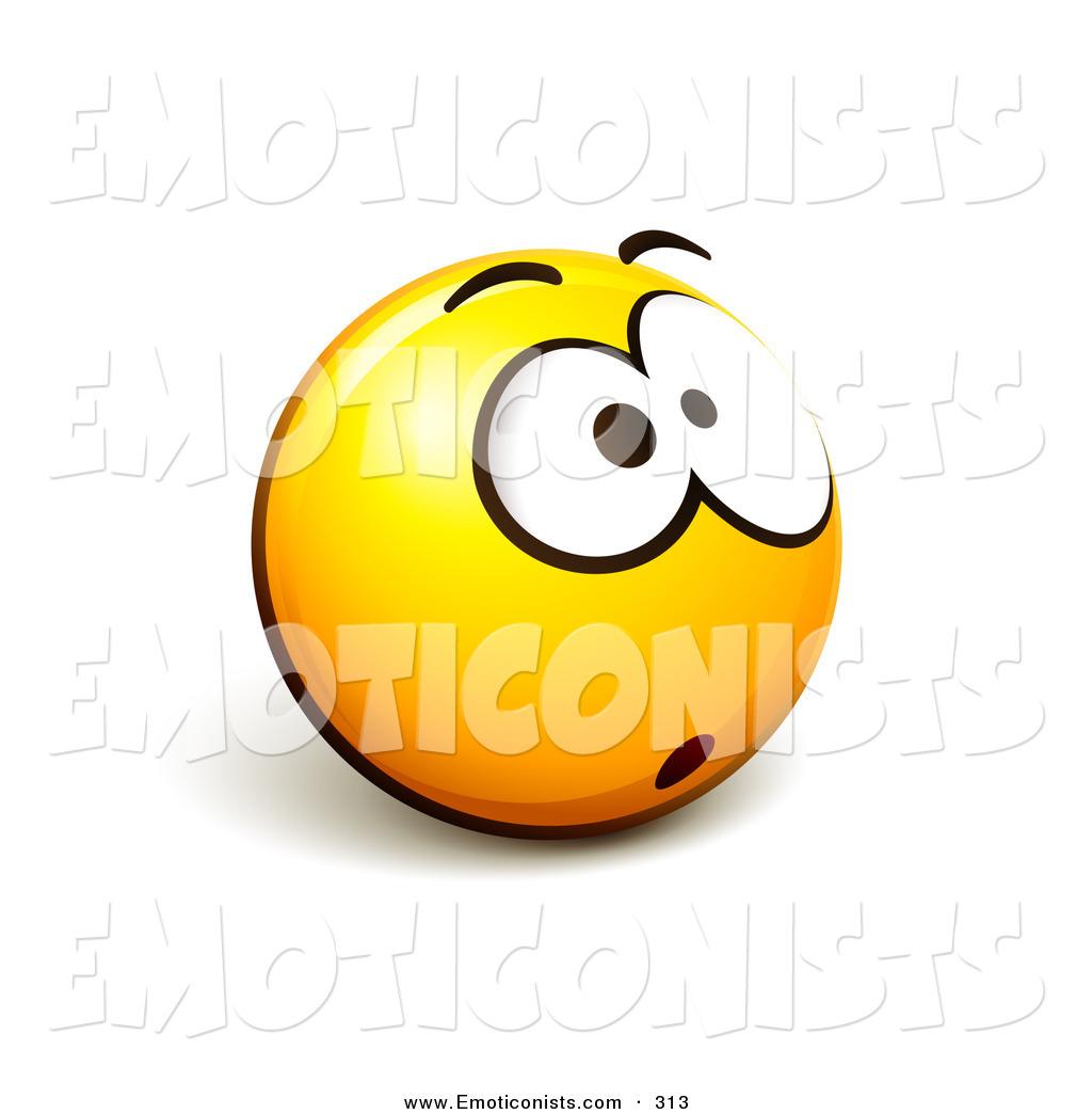 Royalty Free Stock Emoticon Designs of Smiley Face Symbols.