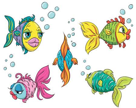 26,029 Funny Fish Stock Illustrations, Cliparts And Royalty Free.