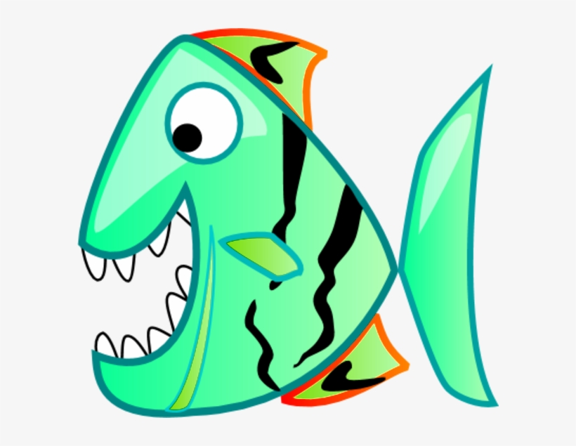 Huge Collection Of Funny Fish Clipart Download More.