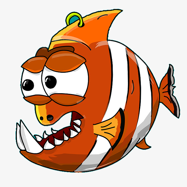 Funny Fish Png & Free Funny Fish.png Transparent Images #15613.