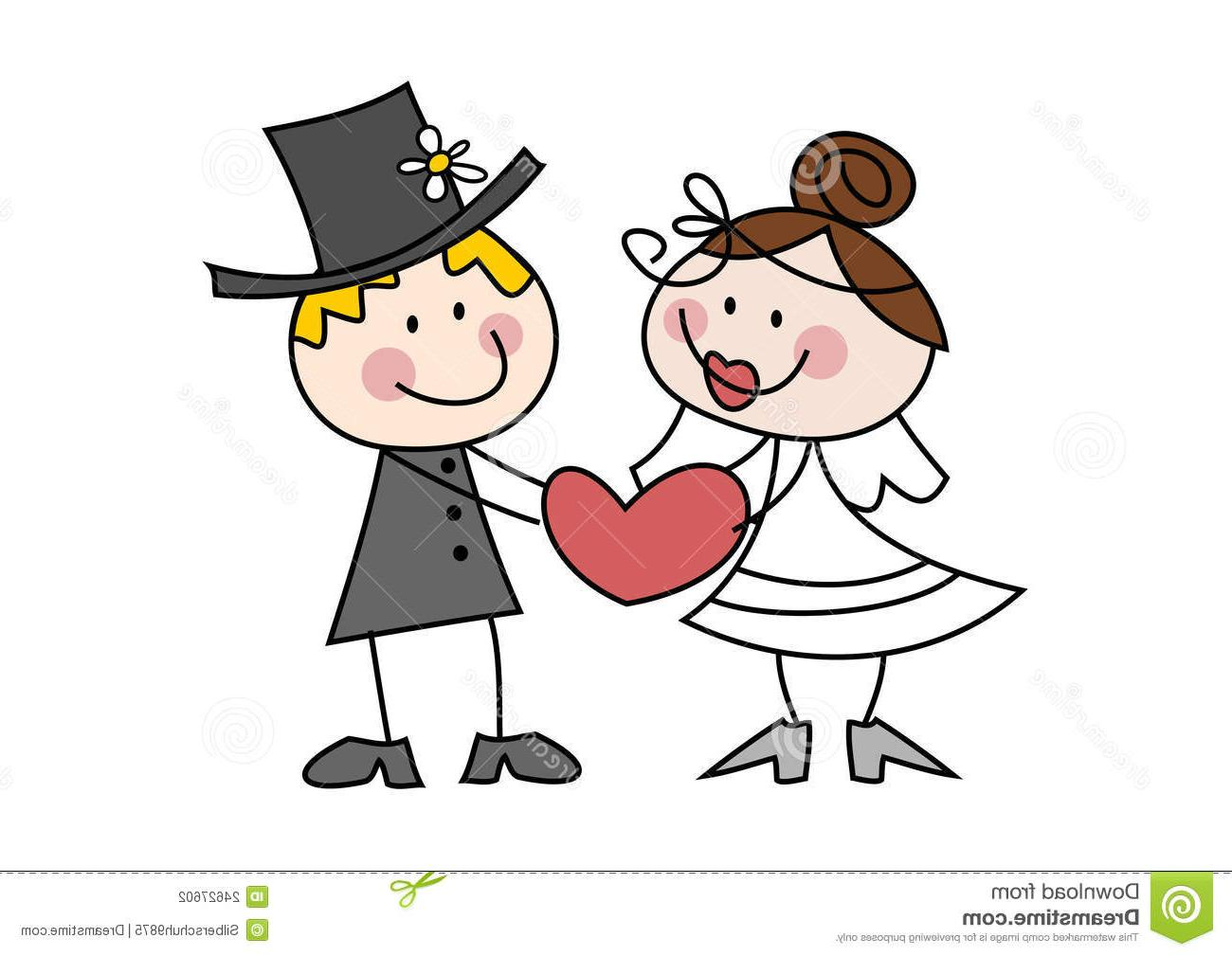 Best HD Bride And Groom Funny Clip Art File Free » Free.