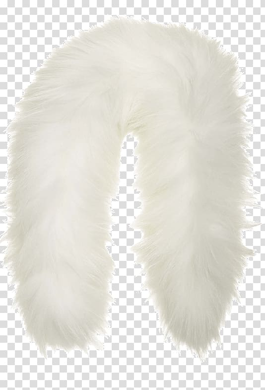 Fur clothing Animal product Feather, mink transparent background PNG.