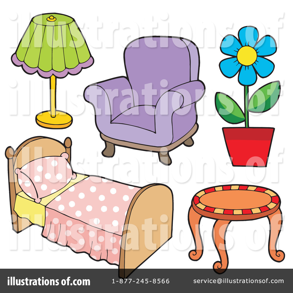 Furniture Clipart #213543.