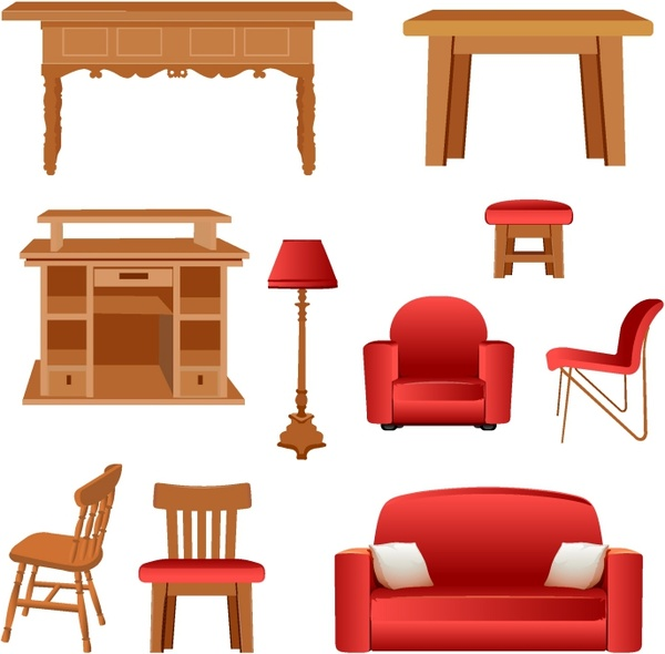 Furniture clipart 9 » Clipart Station.